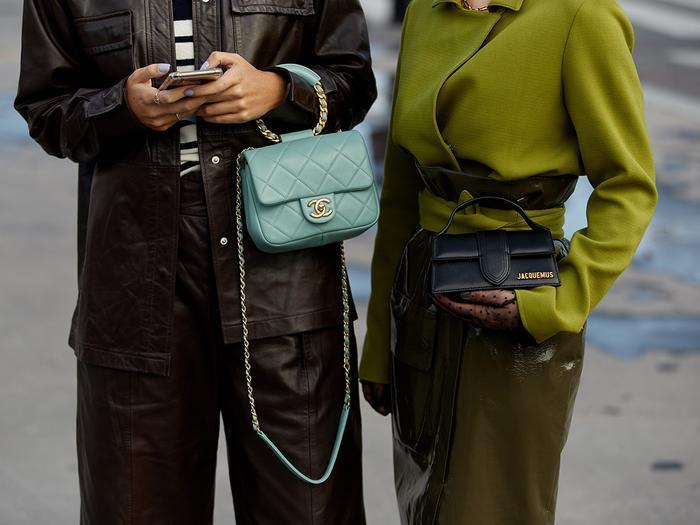 best vintage Chanel bags