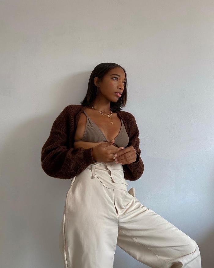 Bolero Fashion Trend: @SOLENEOJ