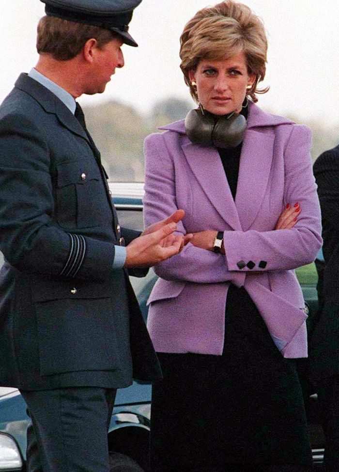The Cartier tank watch: Princess Diana