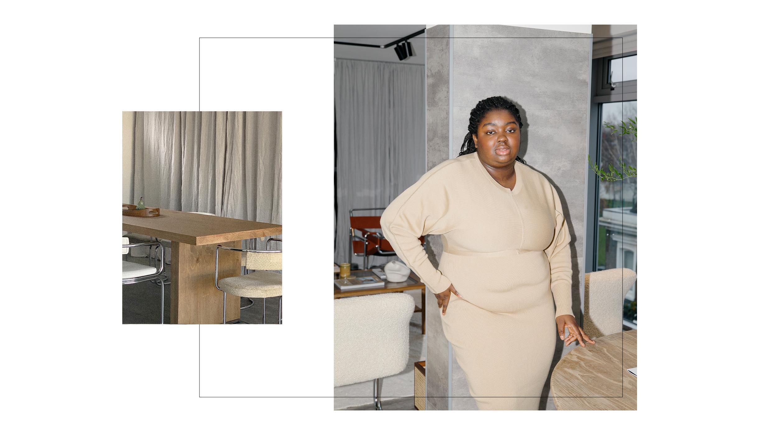 Best Wardrobes in Britain: Abisola Omole