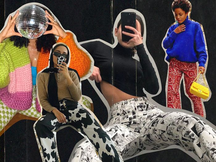 """""""Party Pants"""" Are the Micro-Trend That's About to Take Over"""