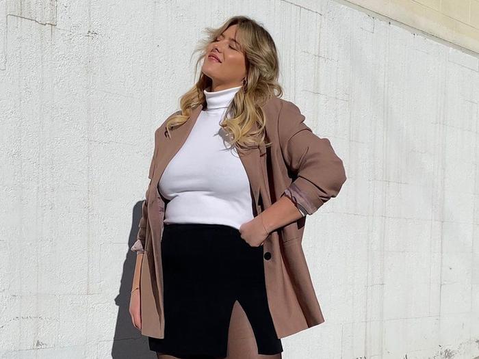 Meet the Body-Positive Model That's Showcasing Midsize Fashion on TikTok