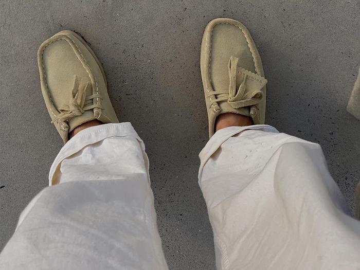 Desert boot trend