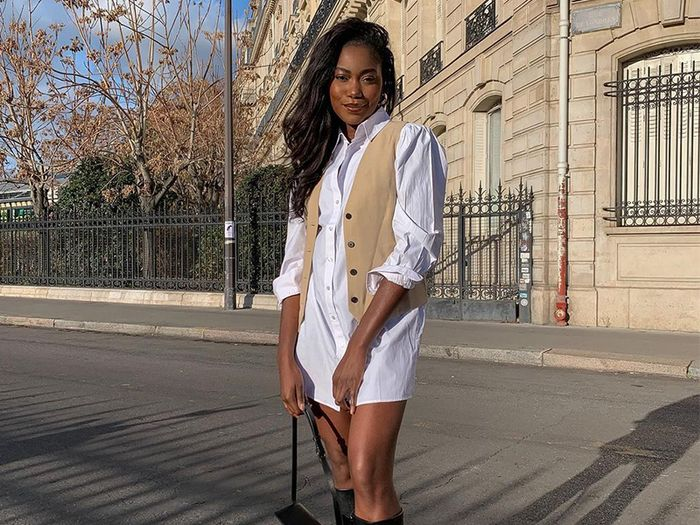 A French Girl Gets Dressed for Spring and Goes for These 4 Items
