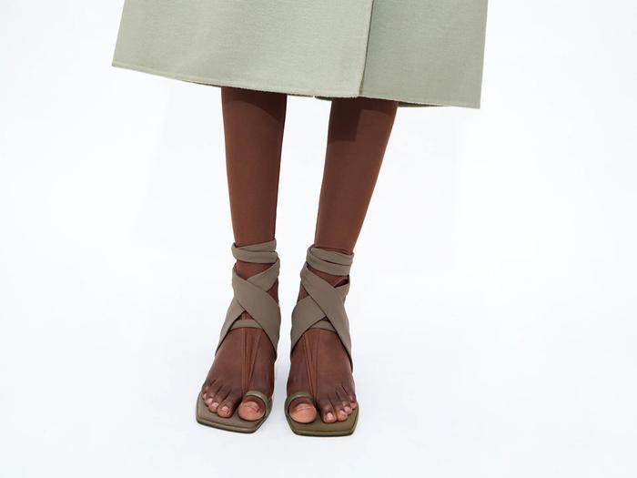 18 Pairs of New Spring Zara Shoes I'd Buy Immediately