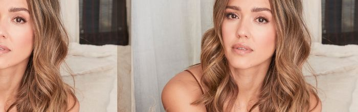 Jessica Alba on Clean Beauty, Fluffy Lashes, and Saying Goodbye to Insecurities