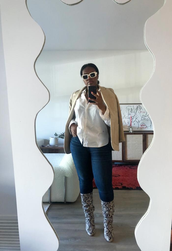 Best skinny jeans for curvy women
