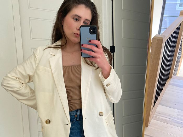 I Tried 8 of Madewell's Best-Selling Basics—These Are My Honest Reviews