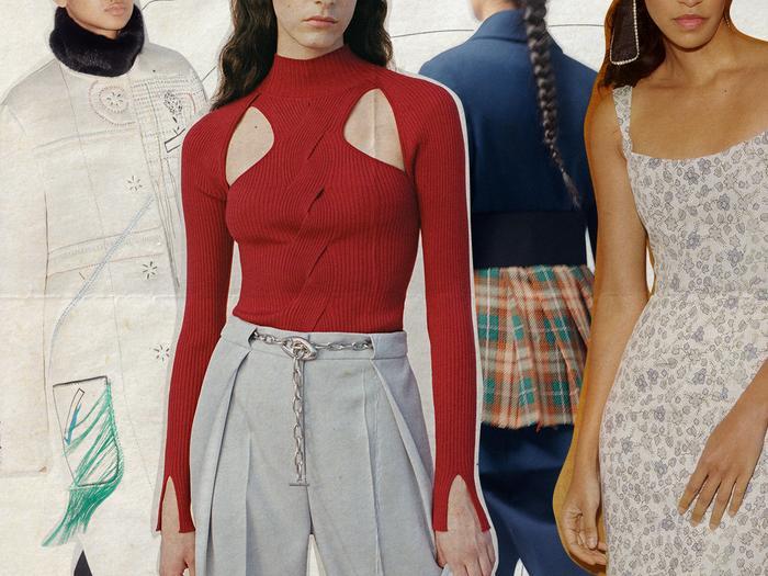 New York Fashion Week fall/winter 2021