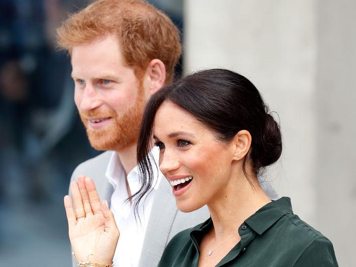 Meghan and Harry royal news