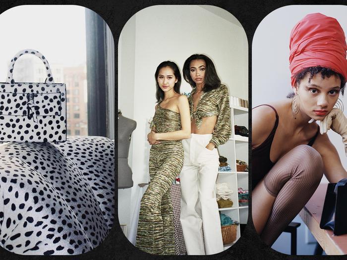 emerging Black fashion designers