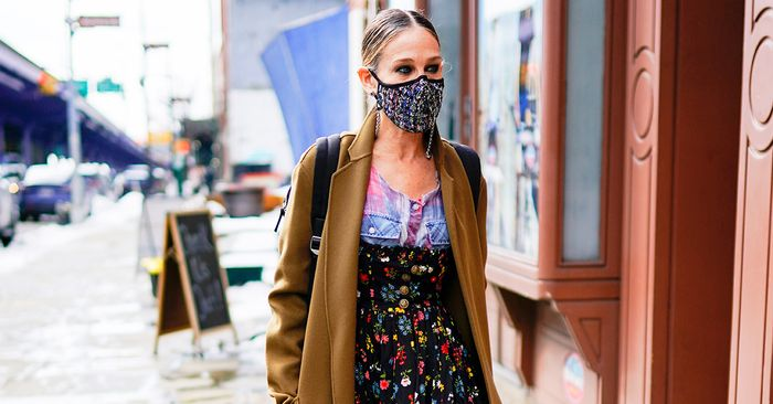SJP Wore the Sock Trend That Makes Every Outfit Significantly Cooler