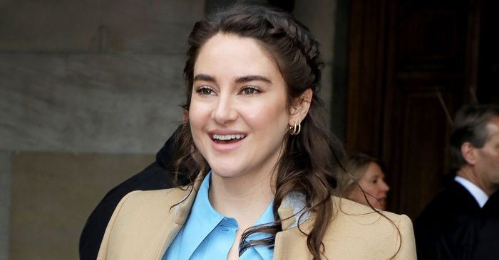 Shailene Woodley Just Debuted Her New Engagement Ring on Zoom—How 2021 Is That?