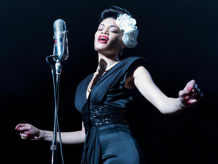 Billie Holiday Fans and Fashion Devotees Will Want to Stream Hulu's Newest Film