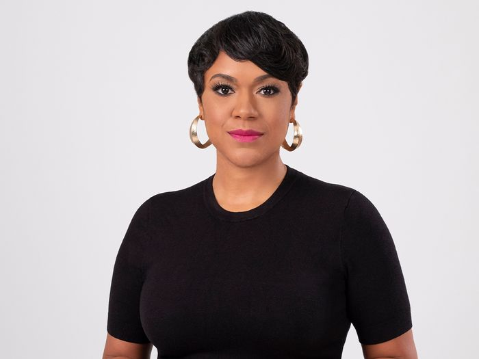 Must-Watch MSNBC Anchor Tiffany Cross on Kamala Harris and Fashion in Politics