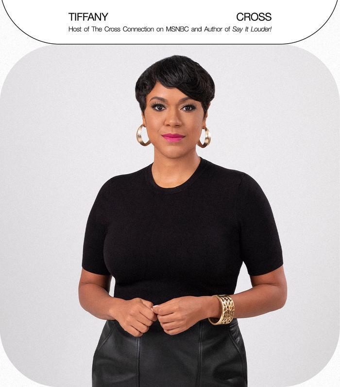Tiffany Cross, MSNBC host