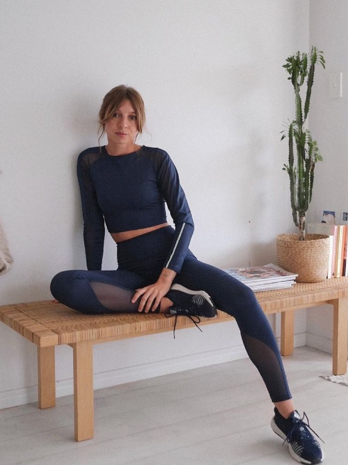 nike leggings for women review: Brittany Bathgate