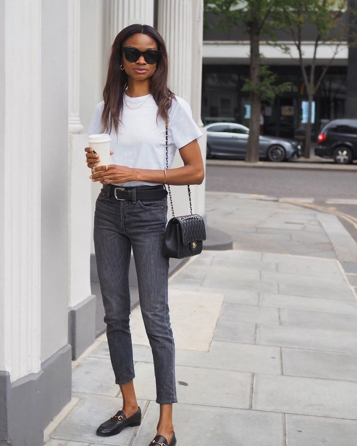 Stylish skinny jean outfits
