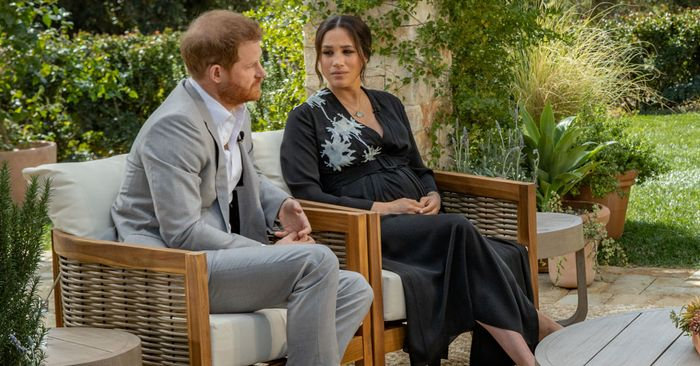 6 New Things We Learned From Meghan and Harry's Oprah Interview