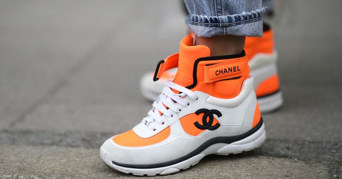 Hey sneaker trends of 2021—we see you