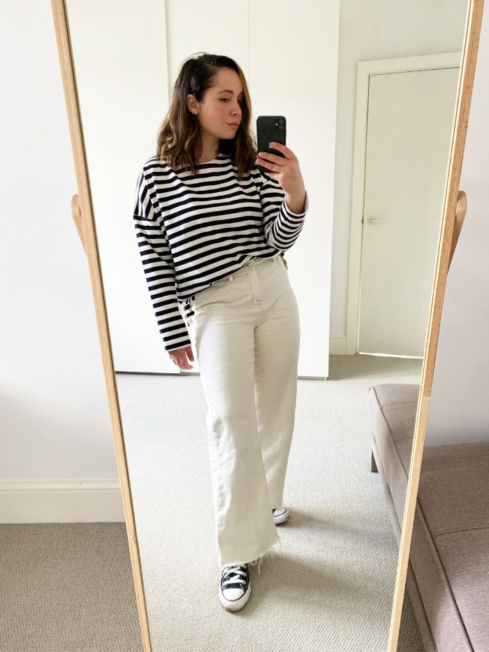 What trainers to wear with jeans