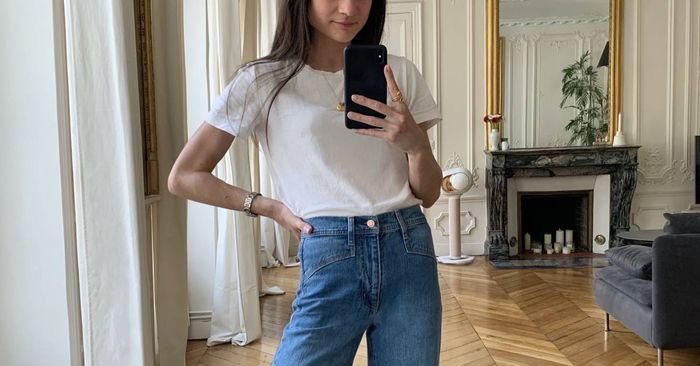 3 Easy Spring Outfits All the Parisian Girls Are Wearing