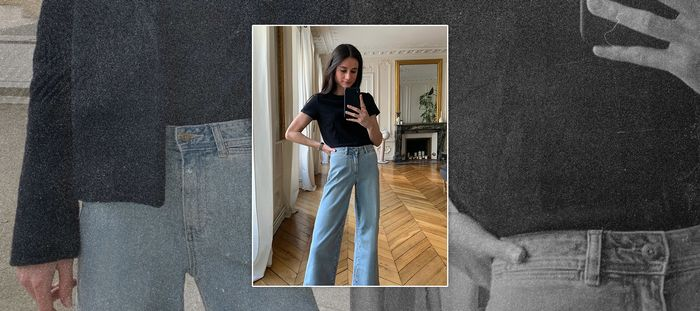 3 Trends French Girls Will be Wearing for Spring: flared jeans