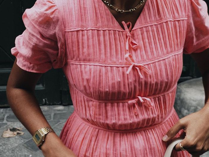 Trust Me—You'll Spot These 8 Dress Trends In Every Park This Spring