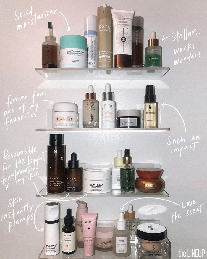 Teni Panosian's go-to skincare products