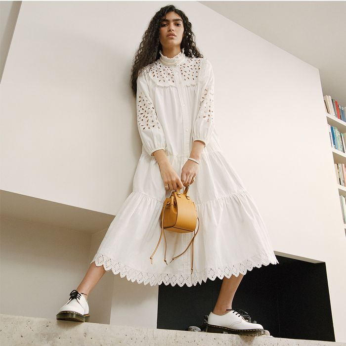 16 Pretty Spring Dresses to Shop From NET-A-PORTER