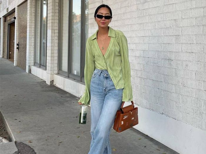 I'm 5'3, and I Approve of These 14 Pairs of Flare Jeans