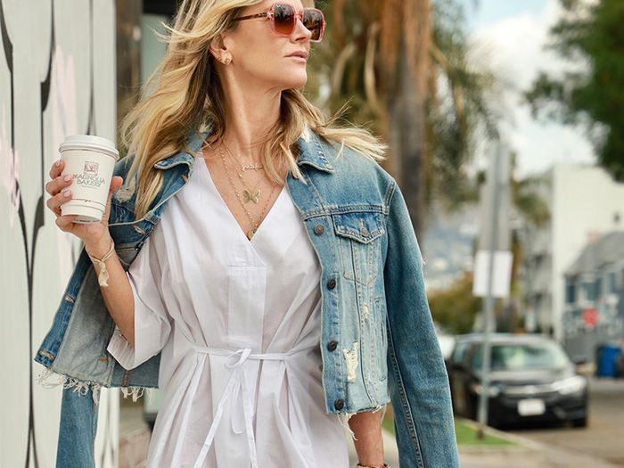 I Asked My Friend for the One Dress Style She's Wearing This Spring—This Is It