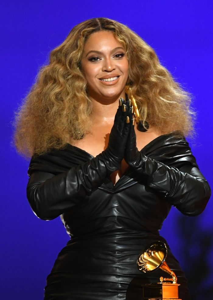 Beyoncé Breaks Records at the 63rd Annual Grammys