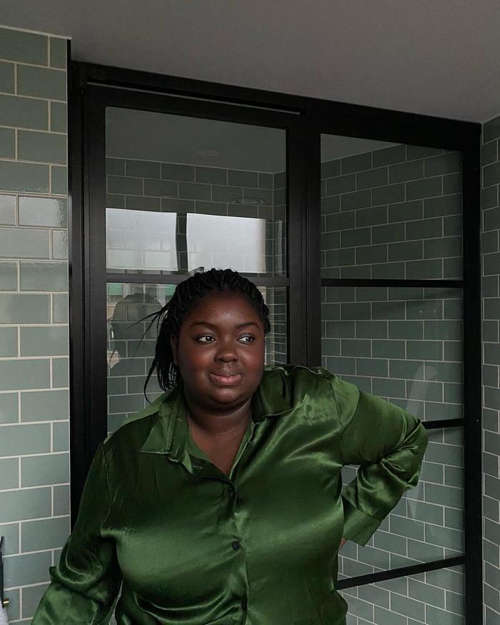 Best Silk Pyjamas: Abisola Omole