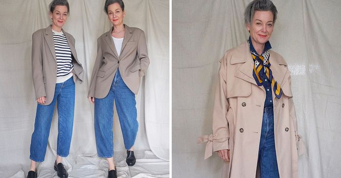 I'm 49 and Have Finally Worked Out My Perfect Capsule Wardrobe