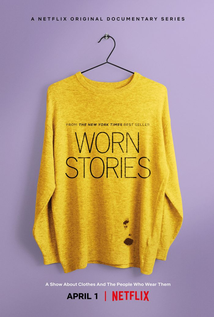 Netflix's Worn Stories Creator Emily Spivak and the Power of Clothing