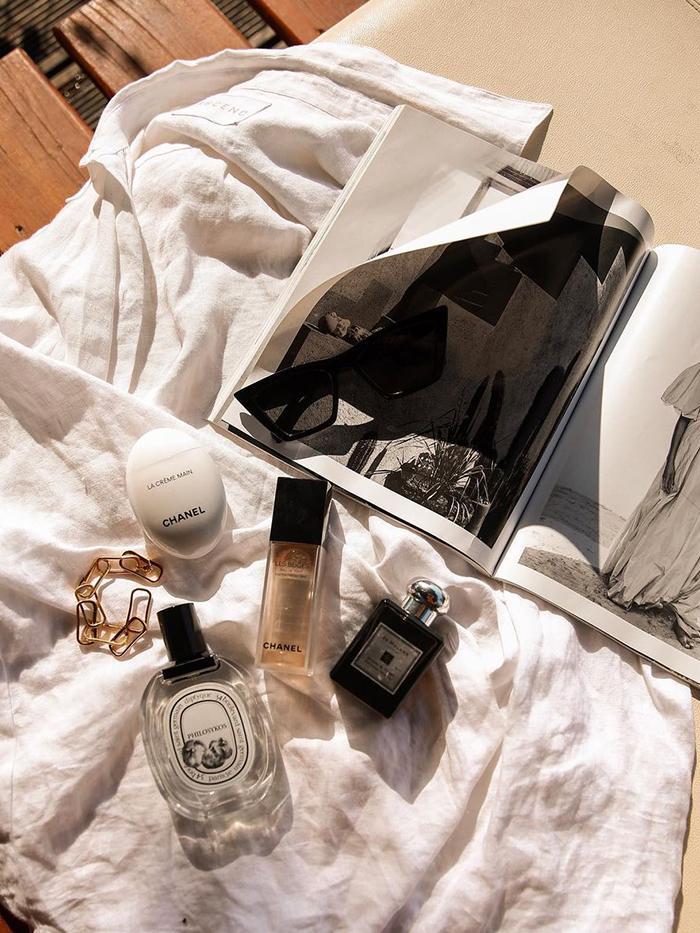 Jo Malone CBE Favourite Perfumes: @_jessicaskye