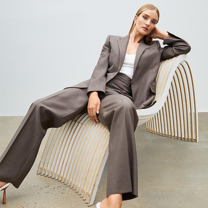 Rosie Huntington-Whiteley x Gia Couture shoes