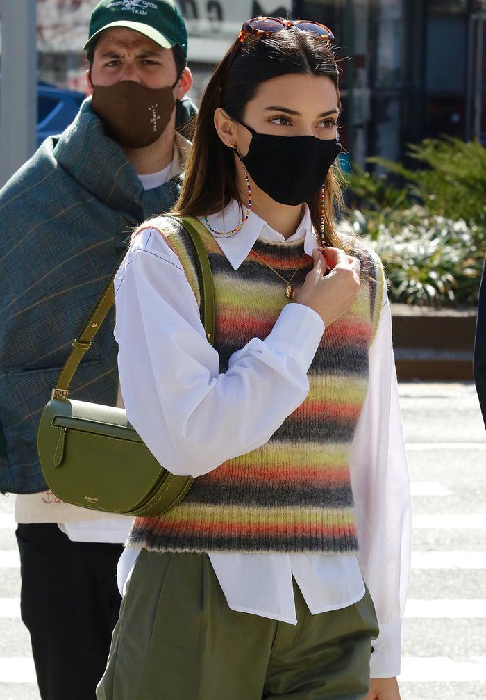 Kendall Jenner Mango vest top:
