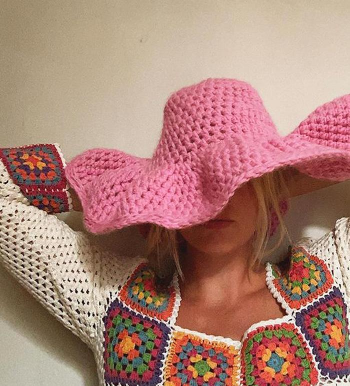 Crochet fashion trend 2021