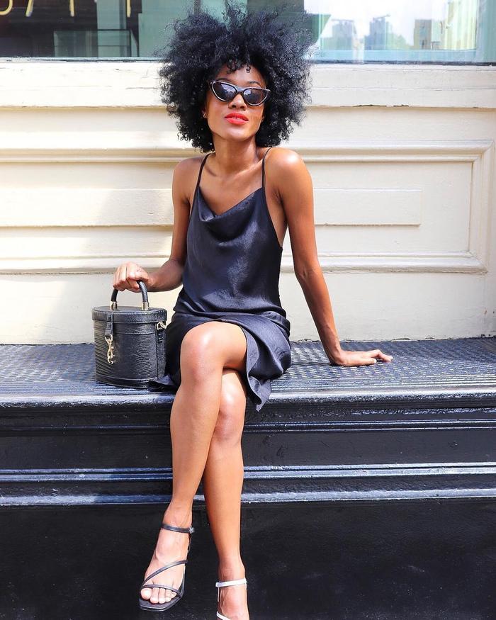 Best gels for curly hair: Kamara Williams