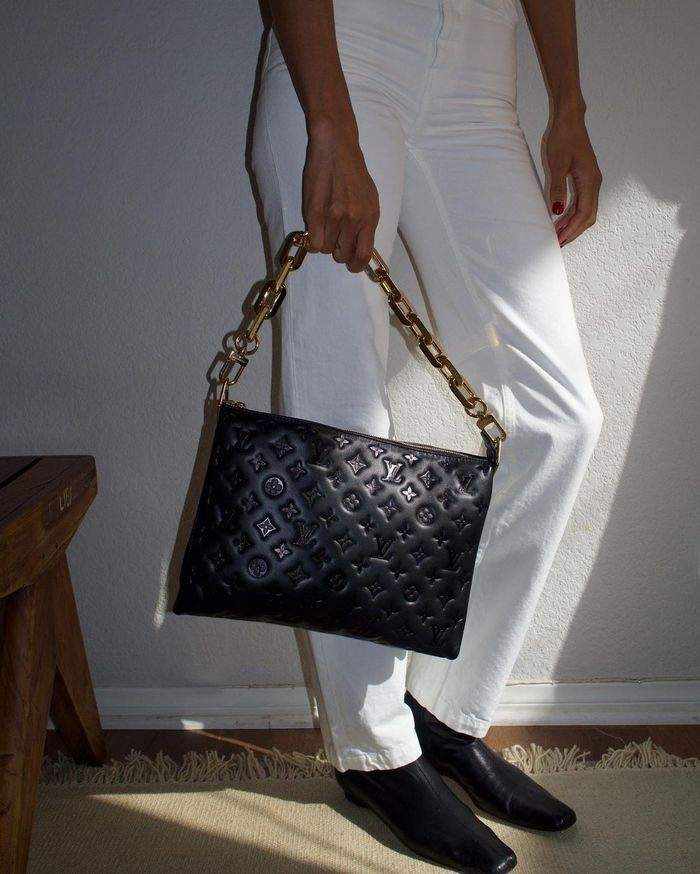 handbag trends 2021: Louis Vuitton 2D bags
