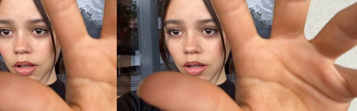 From Lip Liner to DIY Avocado Masks, Jenna Ortega Has the Coolest Beauty Advice