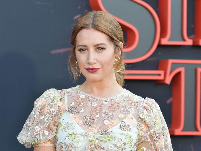 Ashley Tisdale's Unique Baby Name Is Already Going Viral