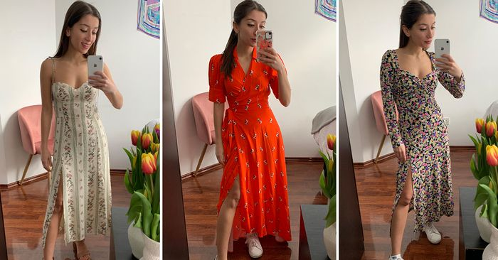 Attention Petite Women: I Just Found 20 Spring Dresses That Will Actually Fit