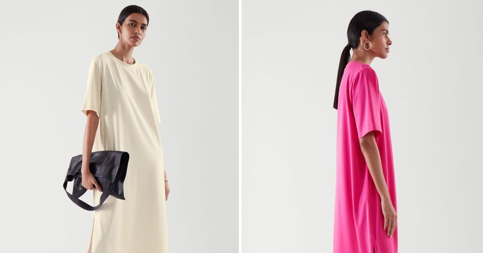 We Predict This £55 Throw-On Dress Will Be Super Popular This Summer