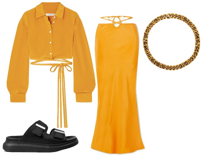 5 Summer-Ready Outfits That I Would Love to Wear Starting April 12