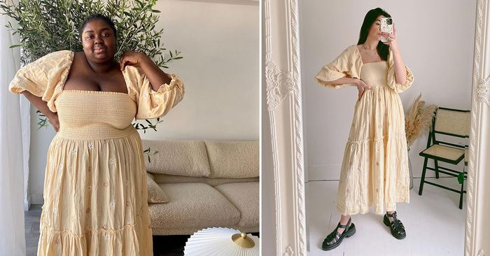 If You Loved 2020's Prairie Dress Trend, You Need to See This New-In Buy