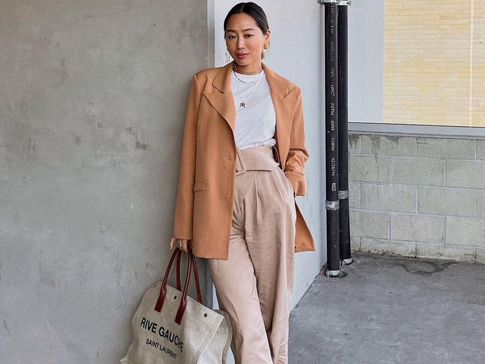 The Chicest Spring Outfits Have This Classic Item in Common