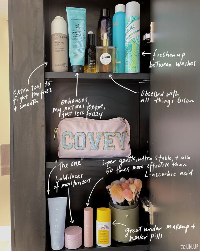 Emily DiDonato's go-to beauty products
